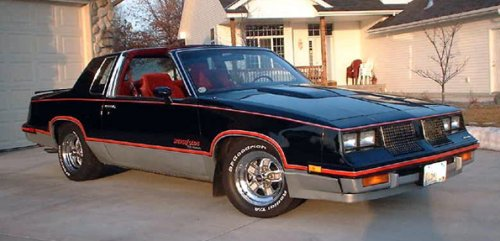 Imcdb Org  1983 Oldsmobile Hurst  Olds Coupe V8  K47  W40  In  U0026quot Hardcastle And Mccormick  1983