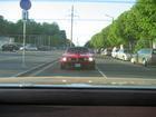 Üks õigekuri auto jälitamas igakuisel kruiisil