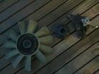 Ventilaator vanast pumbast eradlatud