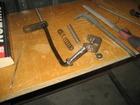 Remondikomplekt Baltic Bolt`ist(4 tk.-8,90) ja Tööriistamarketist(1,00)