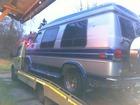 Chevy van G20 STARCRAFT kojusõidul