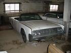 Lincoln Continental `62