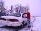 mina ja minu auto