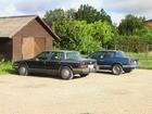Cadillac Seville ja Oldsmobile Calais